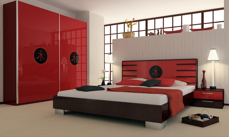 quarto oriental decorado 9