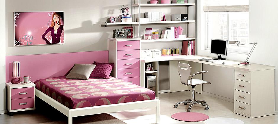 Decora o de quarto feminino for Como personalizar tu cuarto