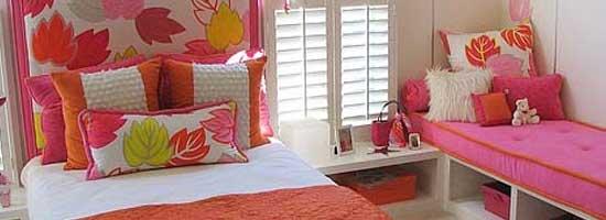 Ideias para decorar um quarto de menina