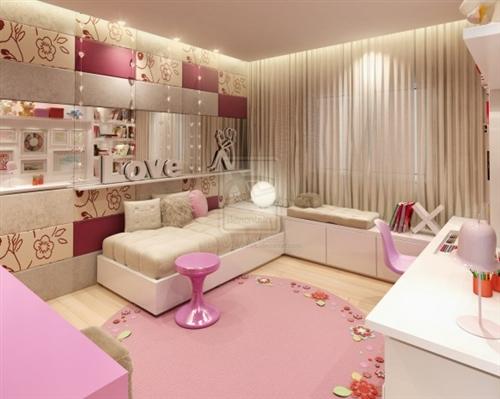 quarto rapariga sonho Dicas de decoração de quarto duma adolescente