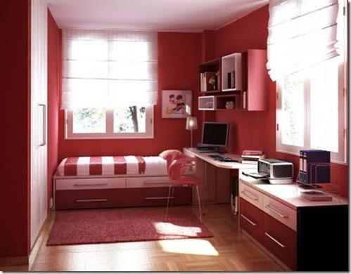 quarto rapariga Dicas de decoração de quarto duma adolescente