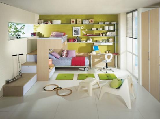 Decora o de quartos pequenos fotos e modelos for Mobilia theme