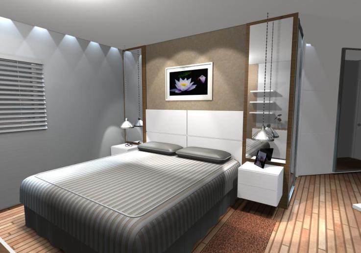 quartos de casal planejados