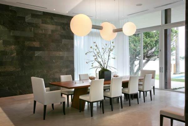 Dicas para decorar a sala de santar for O que significa dining room em portugues