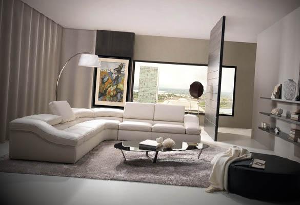 Sala de estar pequena e luxuosa cole o de for Sala de estar luxuosa