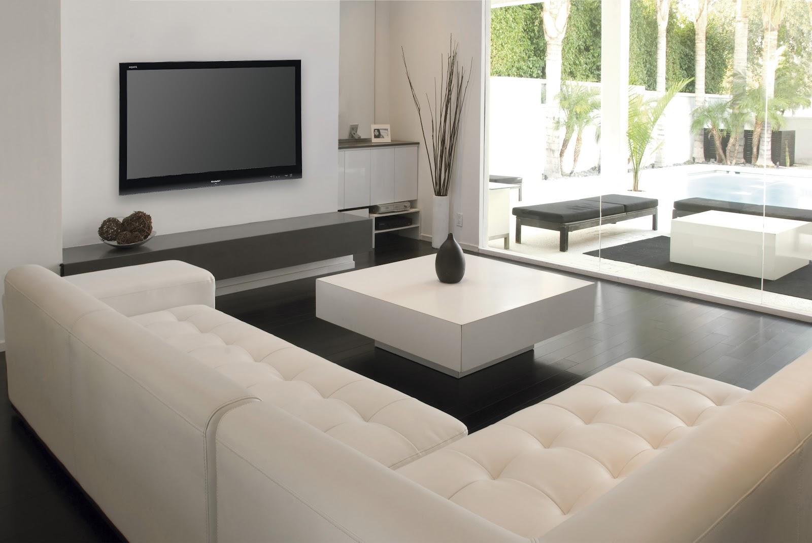 Sala de tv for Sofa para sala de tv