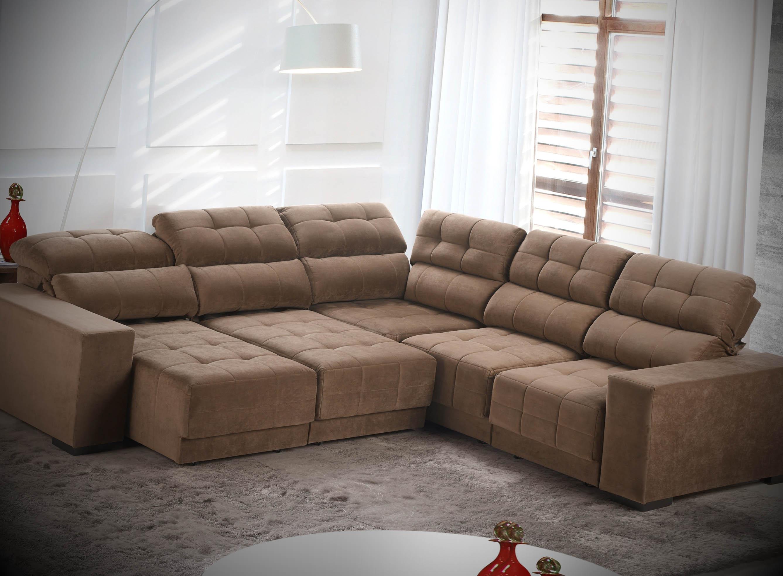 Modelos de sof s de canto for Sofas articulados modelos